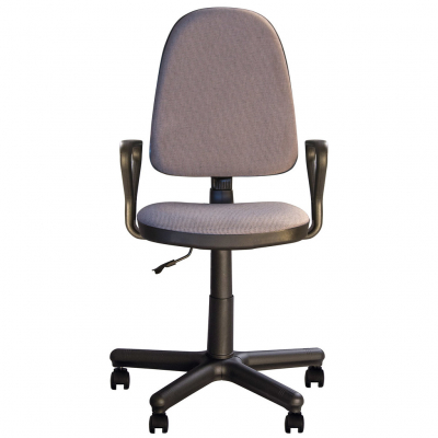 Scaun de birou PRIVILEGE GTP, Gri-negru stofa cagliari0