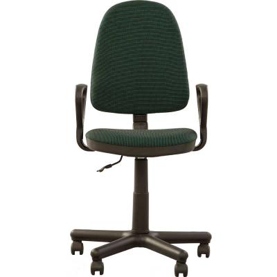 Scaun de birou PRIVILEGE GTP, Negru-verde stofa cagliari1