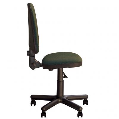 Scaun de birou PRIVILEGE GTS, Negru-verde stofa cagliari [2]