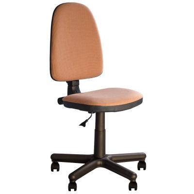 Scaun de birou PRIVILEGE GTS, Ocru-negru stofa cagliari1