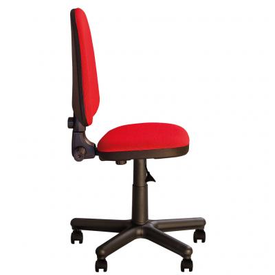 Scaun de birou PRIVILEGE GTS, Rosu-negru stofa cagliari [2]