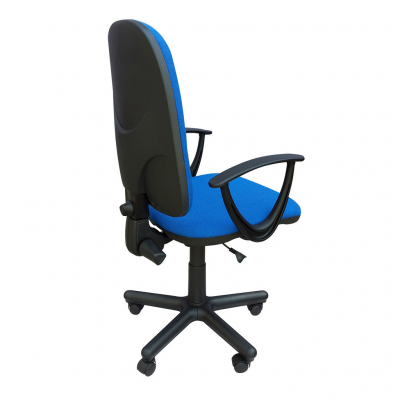 Scaun de birou PRIVILEGE II GTP, Albastru safir stofa zesta2