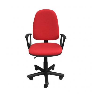 Scaun de birou PRIVILEGE II GTP, Rosu-negru stofa cagliari0
