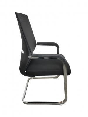 Scaun de vizitator ergonomic TORONTO CF, Negru2