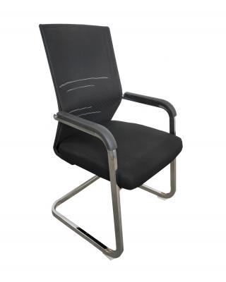 Scaun de vizitator ergonomic TORONTO CF, Negru0
