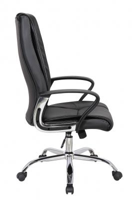Scaun directorial ergonomic FIRENZE, PU, Negru2