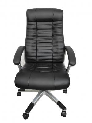 Scaun directorial ergonomic RISTO, PU, Negru0