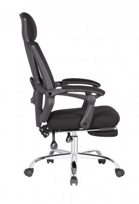 Scaun directorial ergonomic ZEN, Negru, Mesh/Textil2