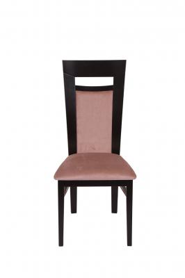 Set 2 scaune Amalfi, Lemn, Wenge/Aya nougat [2]