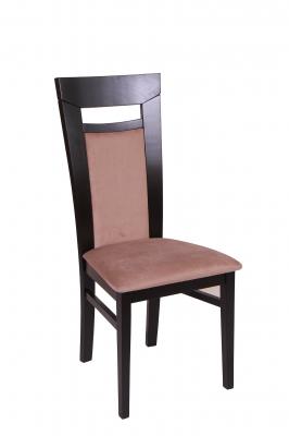 Set 2 scaune Amalfi, Lemn, Wenge/Aya nougat [1]