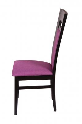 Set 2 scaune Amalfi, Lemn, Wenge/Savannah lilac3