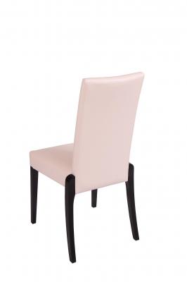 Set 2 scaune Braga, Lemn, Wenge/Bum 022