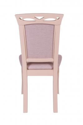 Set 2 scaune Fiona, Lemn, Beige/Regent plain 034