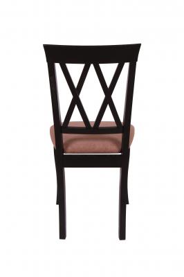 Set 2 scaune Milano, Lemn, Wenge/Misty light brown [4]
