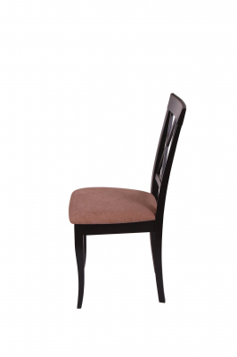 Set 2 scaune Milano, Lemn, Wenge/Misty light brown [3]