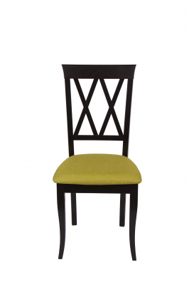Set 2 scaune Milano, Lemn, Wenge/Savannah olive [2]