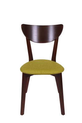 Set 2 scaune NEO, Lemn, Nut/Savannah olive [2]