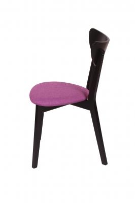 Set 2 scaune NEO, Lemn, Wenge/Savannah lilac3