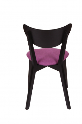 Set 2 scaune NEO, Lemn, Wenge/Savannah lilac4