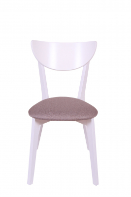 Set 2 scaune NEO, Lemn, White/Bonus New Cappucino [2]