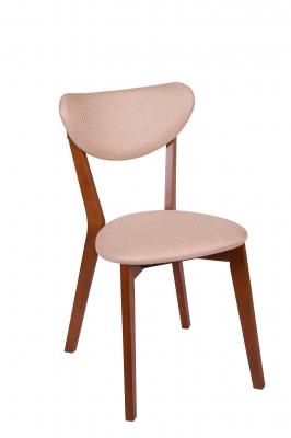 Set 2 scaune Neo M, Lemn, Walnut/Brighton Beige [1]