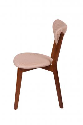 Set 2 scaune Neo M, Lemn, Walnut/Brighton Beige3