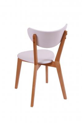 Set 2 scaune Neo T, Lemn, Beech/White [2]