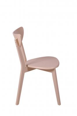 Set 2 scaune Neo T, Lemn, Beige [2]