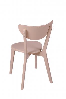 Set 2 scaune Neo T, Lemn, Beige [3]