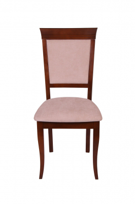 Set 2 scaune ROMA, Lemn, Nut/Misty beige [4]