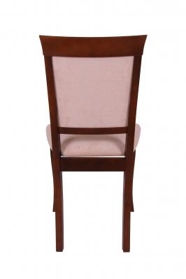 Set 2 scaune ROMA, Lemn, Nut/Misty beige [3]