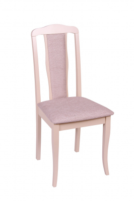 Set 2 scaune  San Marino, Lemn, Beige/Regent plain 03 [1]