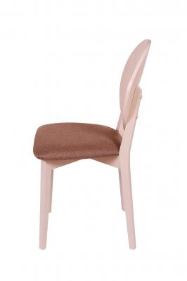 Set 2 scaune Star, Lemn, Beige/Veles 15 [3]