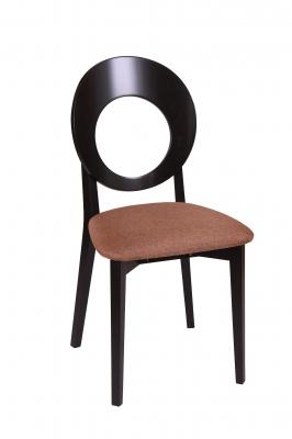 Set 2 scaune Star, Lemn, Wenge/Veles 15 [1]