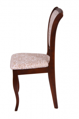 Set 2 scaune UNO, Lemn, Nut/Regent 02 [3]