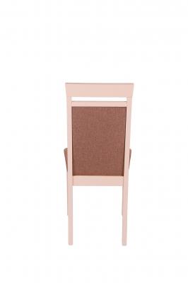 Set 2 scaune Wooden 2, Lemn, Beige/Veles 154