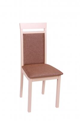 Set 2 scaune Wooden 2, Lemn, Beige/Veles 151