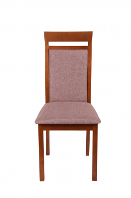 Set 2 scaune Wooden 2, Lemn, Walnut/Veles 62