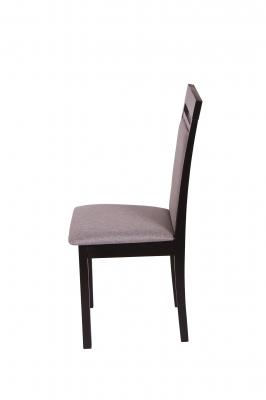 Set 2 scaune Wooden 2, Lemn, Wenge/Veles 143