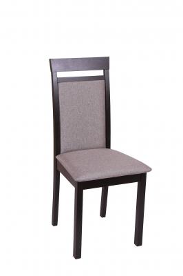 Set 2 scaune Wooden 2, Lemn, Wenge/Veles 141