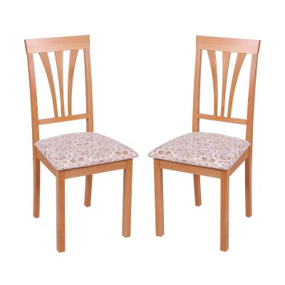 Set 2 scaune Wooden 7, Lemn, Beech/Regent 02 [0]