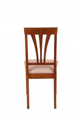 Set 2 scaune Wooden 7, Lemn, Walnut/Brighton Beige [4]