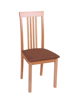 Set 2 scaune Wooden, Lemn, Beech/Savannah Gold Browm1