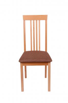 Set 2 scaune Wooden, Lemn, Beech/Savannah Gold Browm3