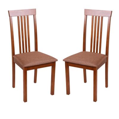 Set 2 scaune Wooden, Lemn, Walnut/Veles 15 [0]