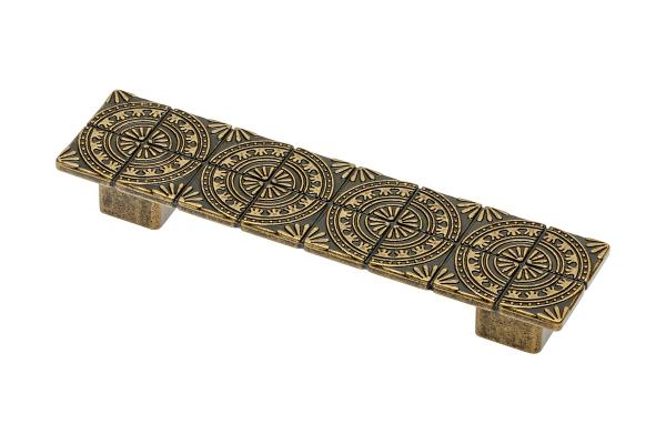Maner mobila Aztek 128 mm, alama antichizata 0