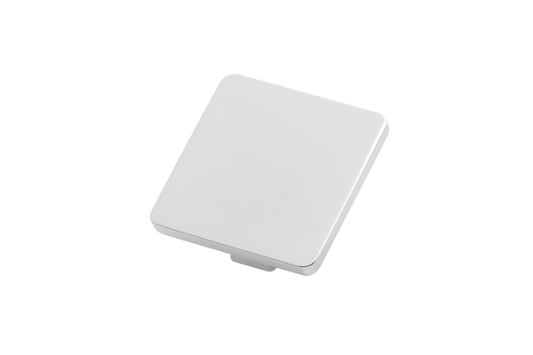 Buton mobila HILL Cromat [0]