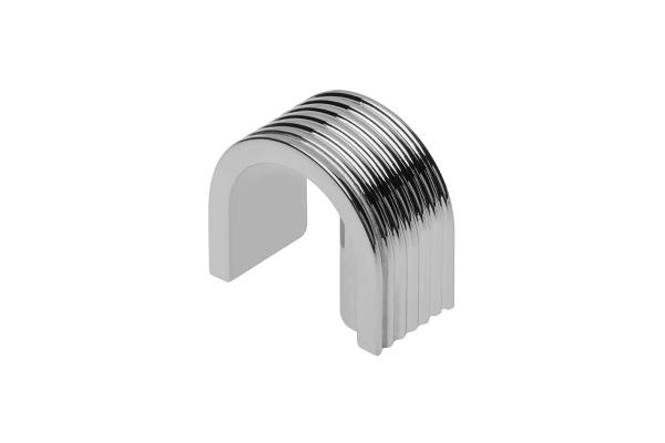 Buton mobila VETA 24x22 mm, cromat [0]