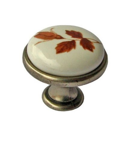 Buton mobila Autumn Rose, alama antichizata [1]