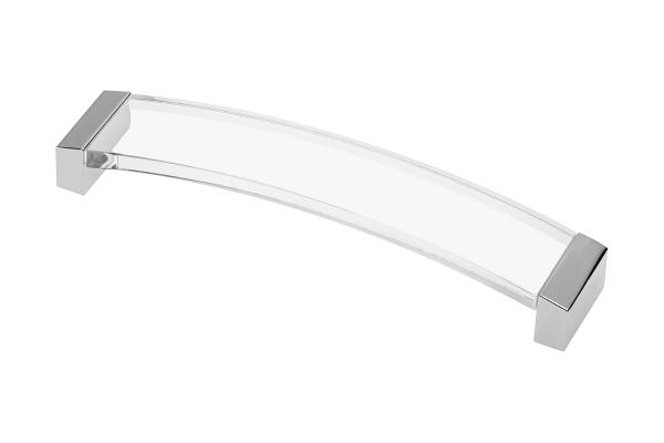 Maner mobila ACRYL transparent, 160 mm 0